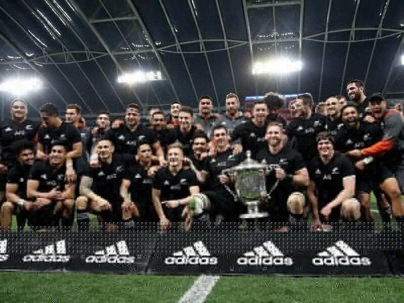 All Blacks win epic Dunedin battle