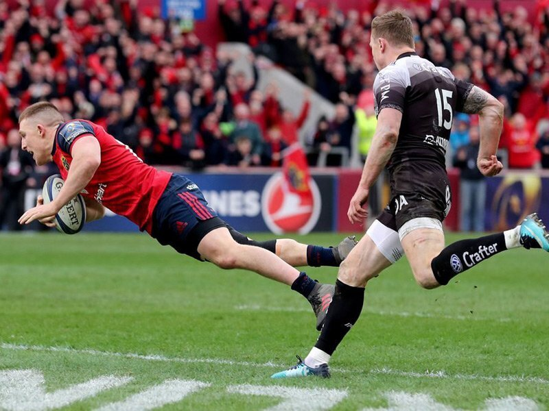 Munster seal late win over Toulon