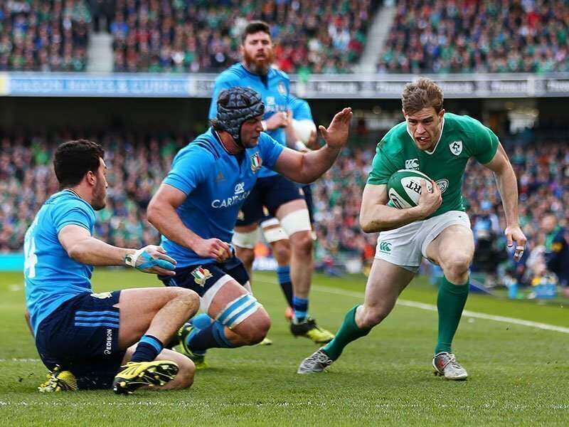 Ireland star announces retirement