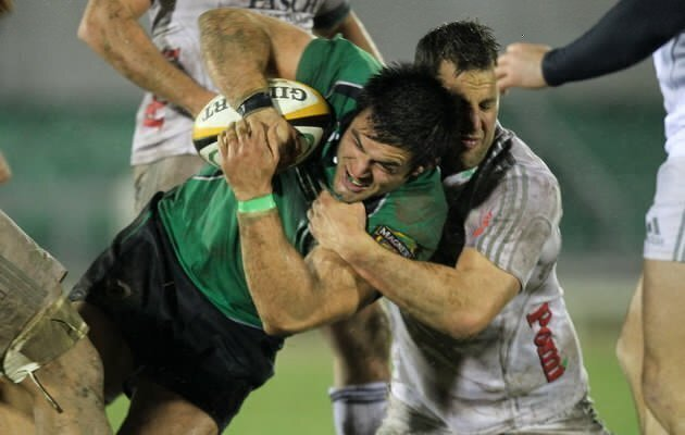 Browne bags new Connacht deal