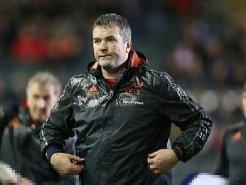 Munster coach Anthony Foley dies