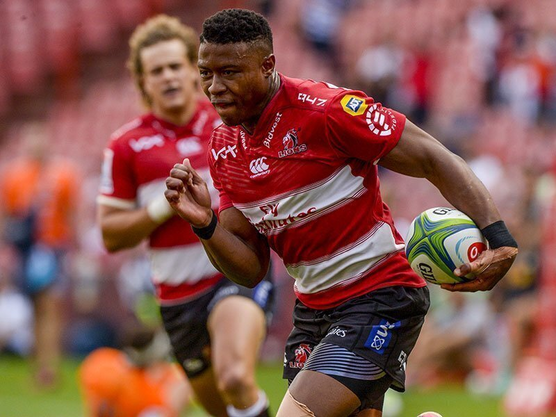Lions' Dyantyi set for lengthy lay-off