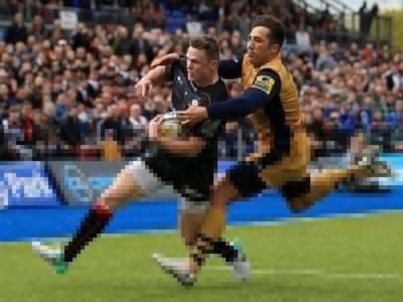 Sarries push for home semis