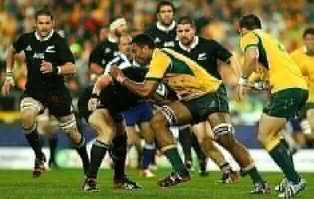 Wallabies deny the All Blacks