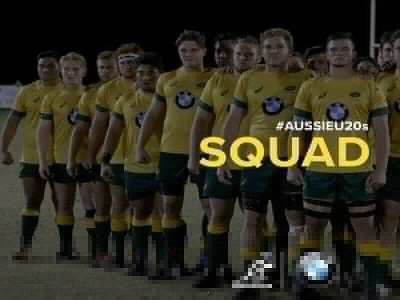 Aussie 7s stars add speed to AUS U20