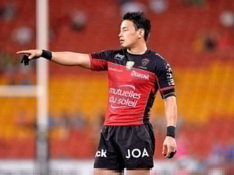 Toulon flop Goromaru set to return to Japan