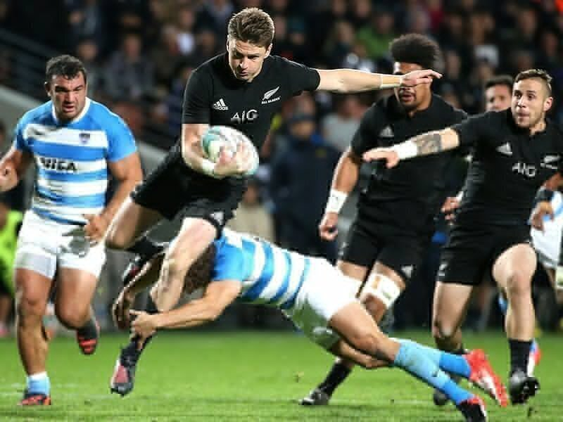 PLAYER RATINGS: Classic All Blacks