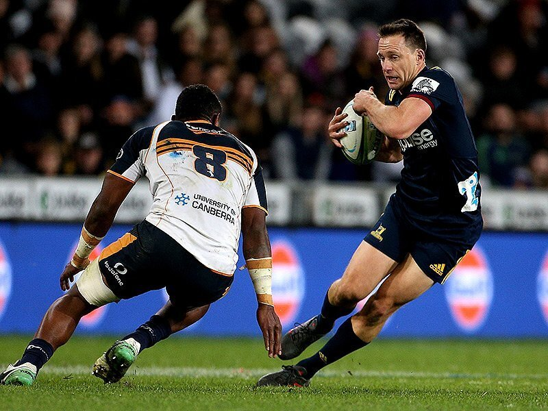 VIDEO: Highlanders blitz willing Brumbies