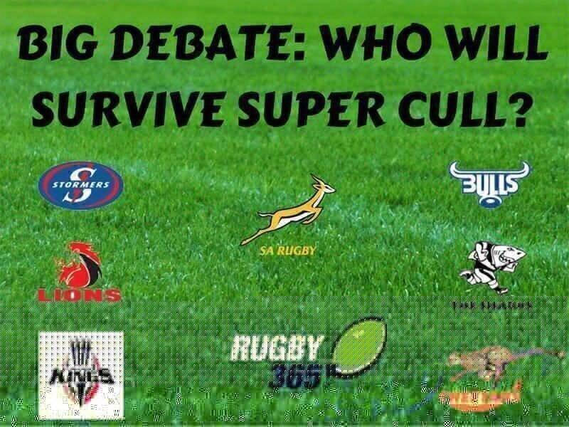 SARU to decide Super Rugby Cull next month