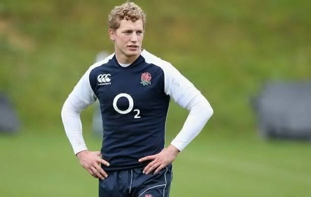 Twelvetrees at No.12 for England