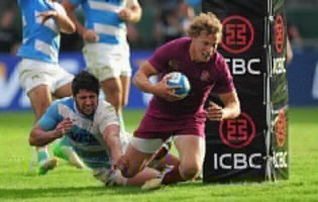 Lions bark up Twelvetrees