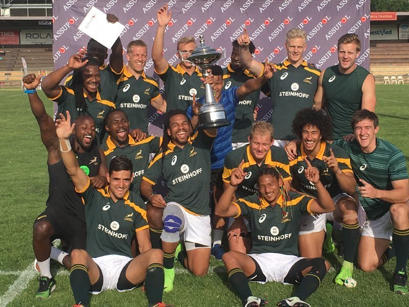 Powell content with Blitzboks' 'younsters'