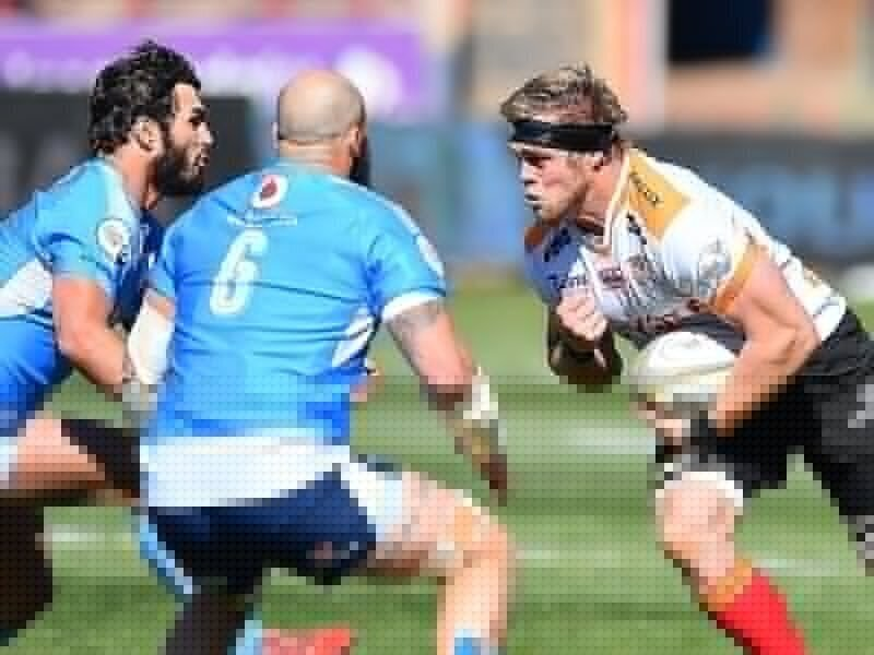 Mapimpi hat-trick steals it for Cheetahs