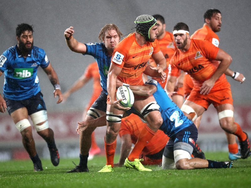Jaguares down Blues in New Zealand