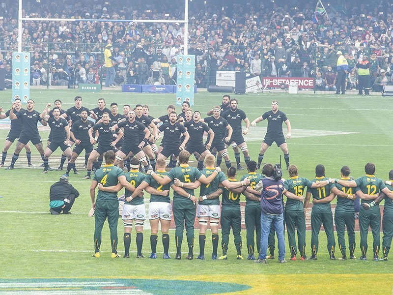 Blast from the past: Massive All Black versus Springbok punch-up