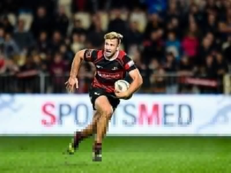 Crusaders snap up speedy utility back