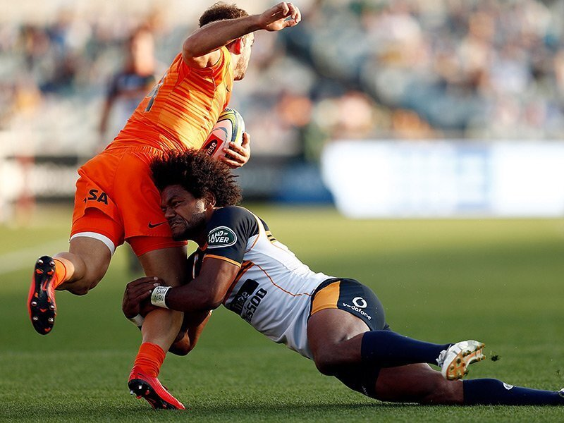WATCH: Jaguares do the double Down Under