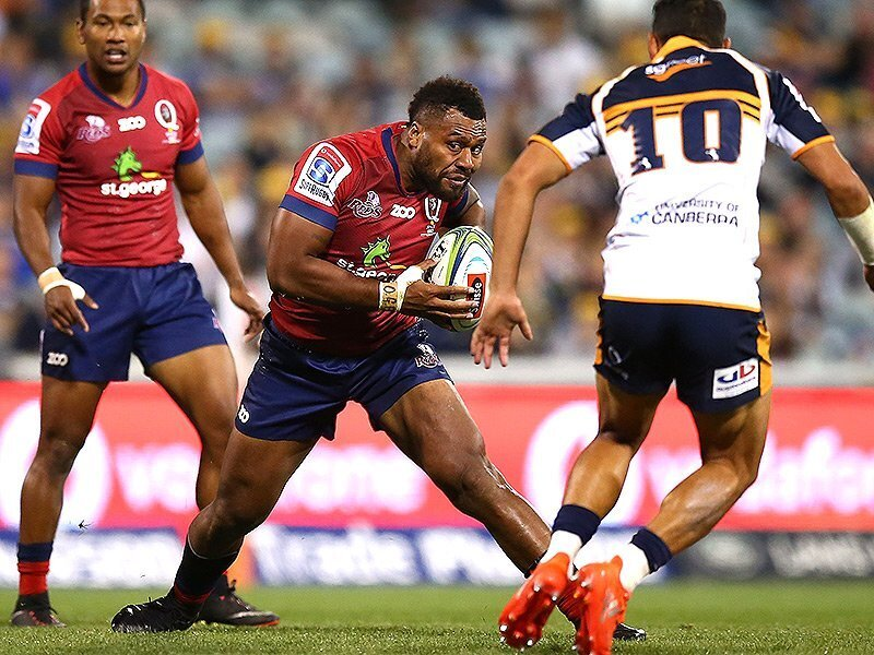 Brumbies comeback too good for Reds