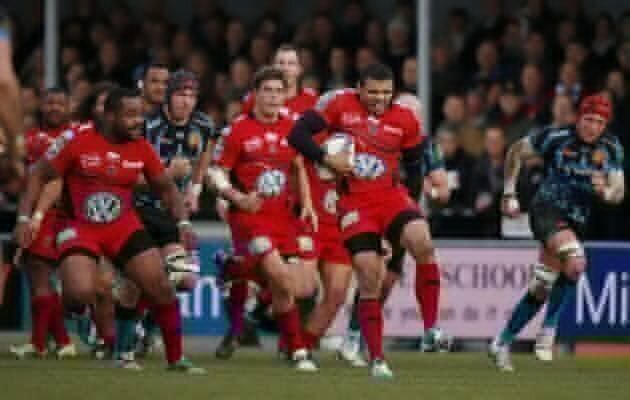 Habana back with a bang for Toulon