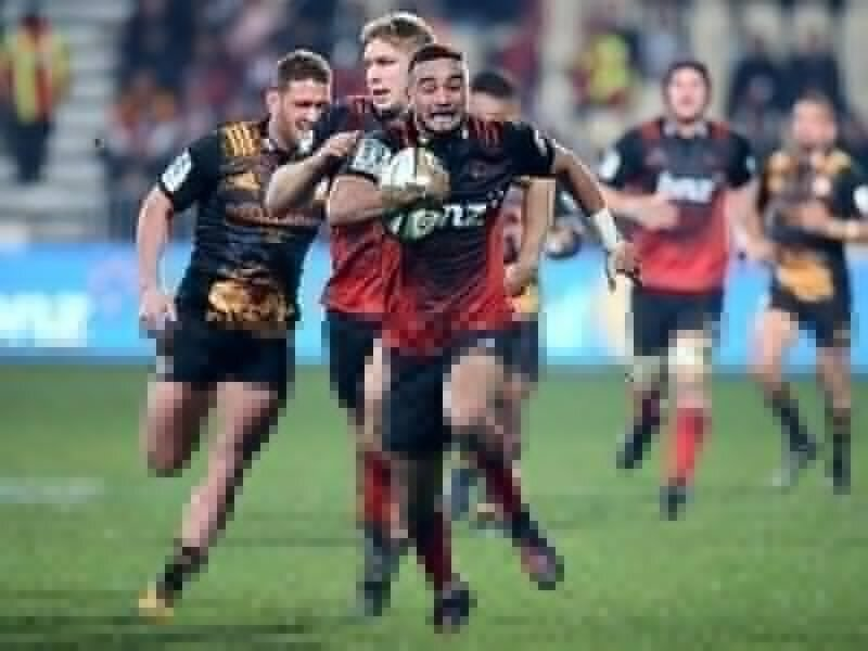 Crusaders hold onto prominent No.9