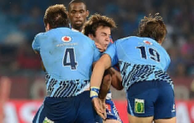 Stormers tackled into submission