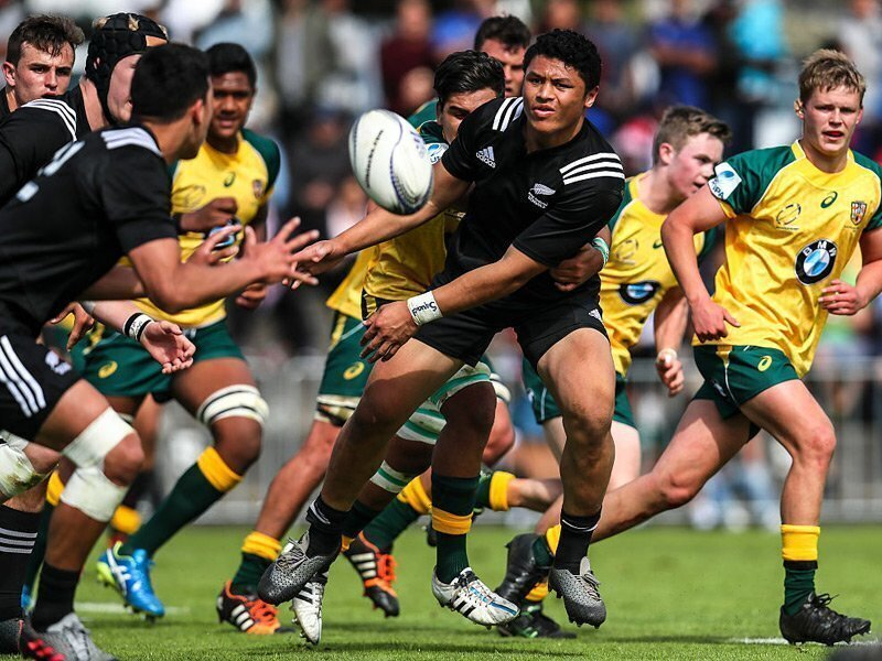 All Blacks U20 pump up with experience