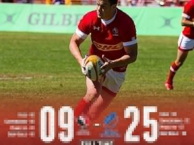 Canada defeated by Romania in Edmonton