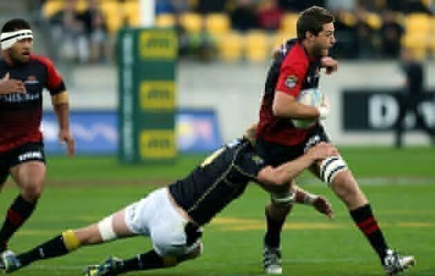 Six of the best for Canterbury