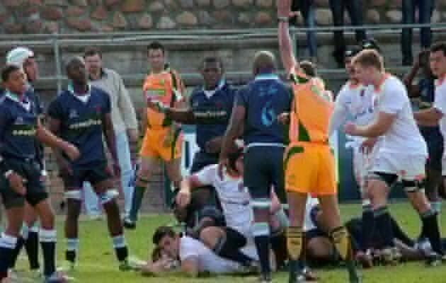 Cape Schools Week Results, Day 2