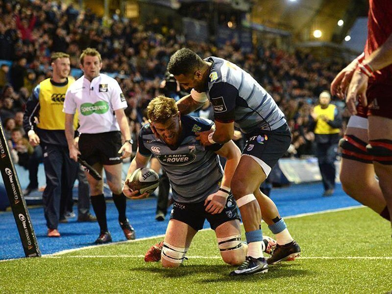 Munster get the Blues