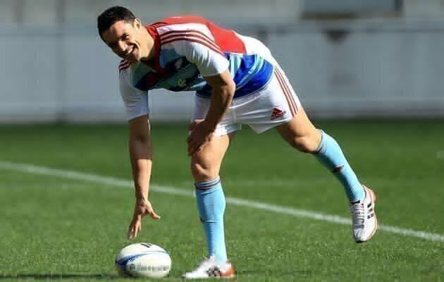 Carter primed to tackle Pumas