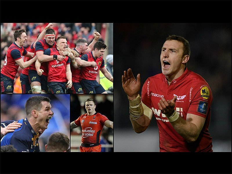 Team of the Week: Champions Cup quarterfinals
