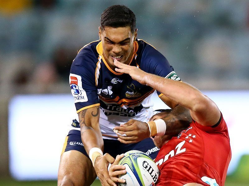 Brumbies' Peni gets hefty ban for high tackle
