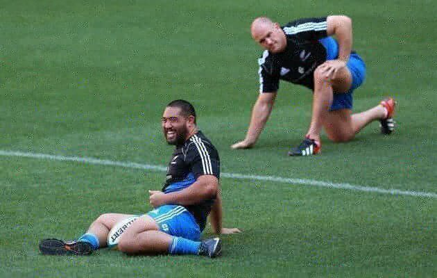 All Blacks change two for Bok clash