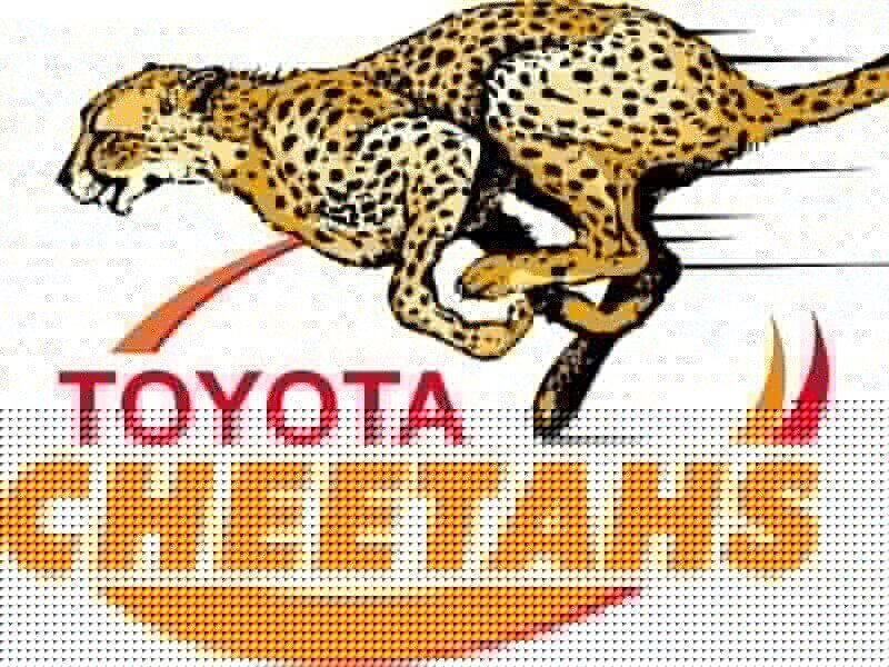 Cheetahs unchanged for Kimberley trip
