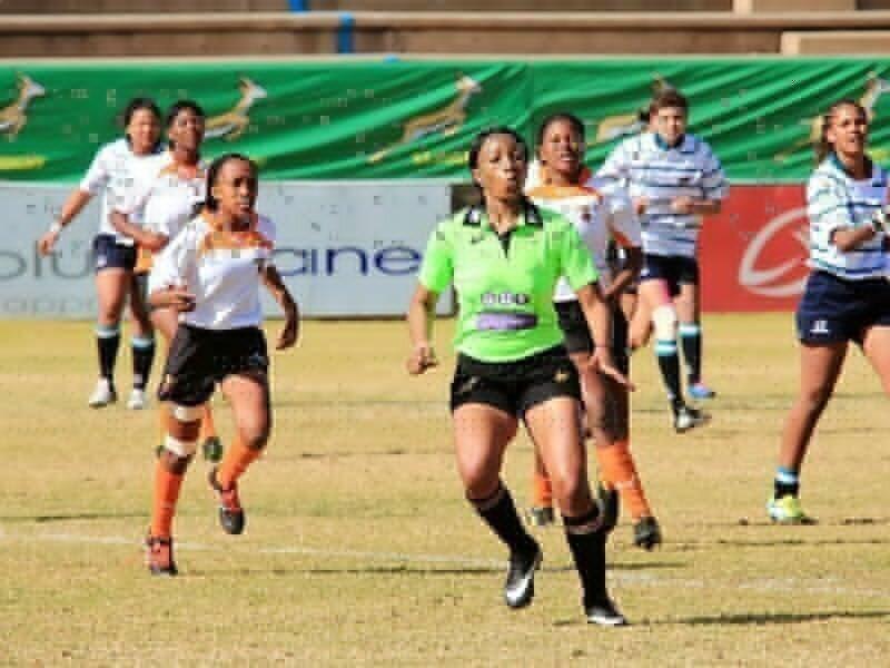 U18 Girls' back in action