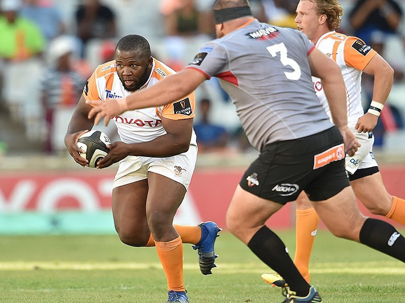Cheetahs closing in on Munster, despite another card