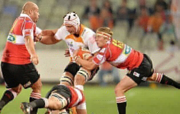 Fortuitous Cheetahs hold on in Bloem