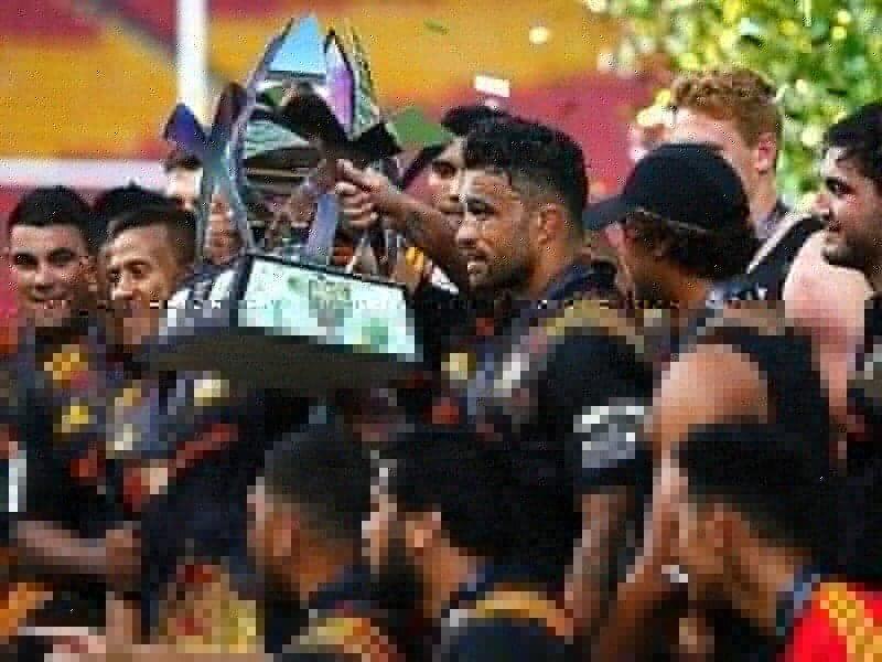 BRISBANE 10S: Chiefs dedicate win to Lauaki