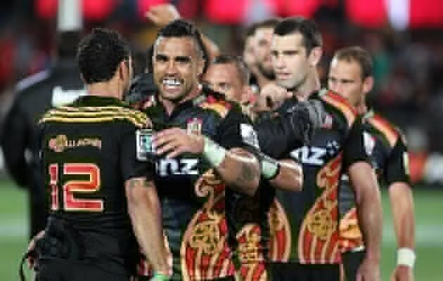 Chiefs shuffle pack for Highlanders