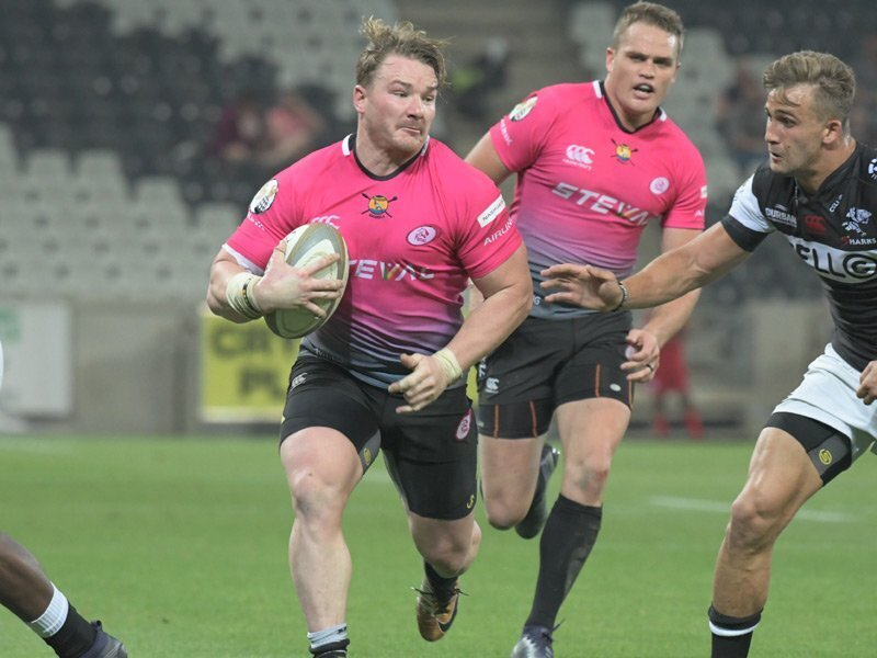 Cloete adds brawn to Pumas' pack for Bulls
