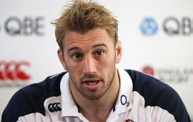 Robshaw: England have ample depth