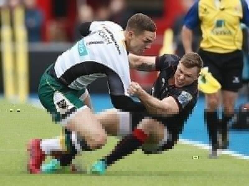 Sarries' Ashton faces biting claim