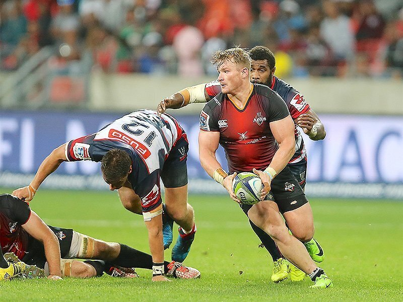 Suspended Cloete returns to SA 'A'