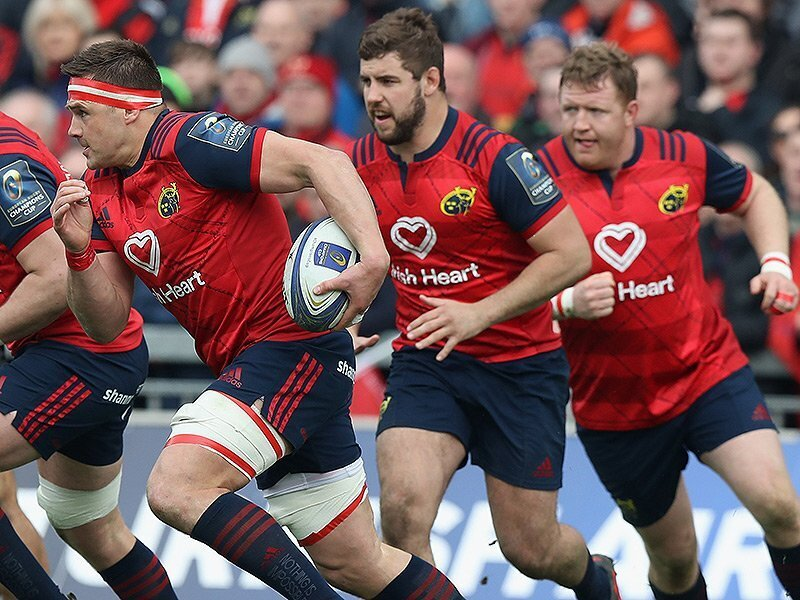 Saracens v Munster semi-final: These are the South Africans in action