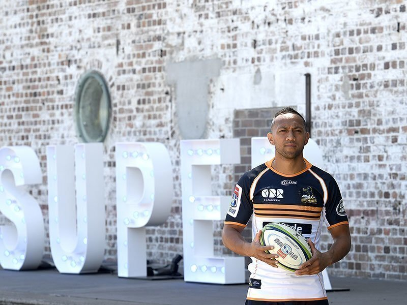 Lealiifano takes centre stage against Sharks