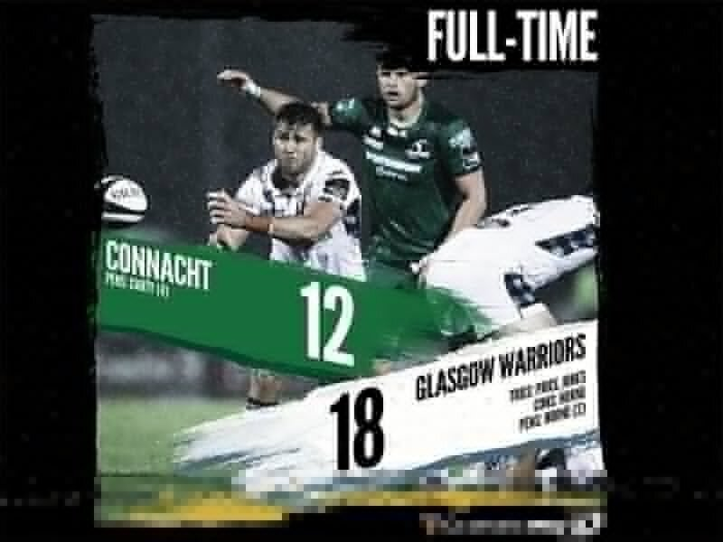 Warriors battle to victory over defiant Connacht'