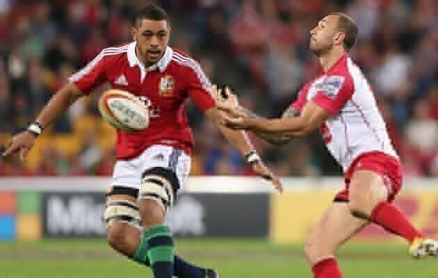 Lions celebrate Cooper's absence
