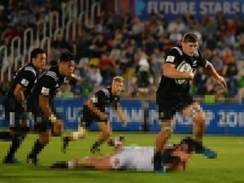 Baby Blacks power into the Final