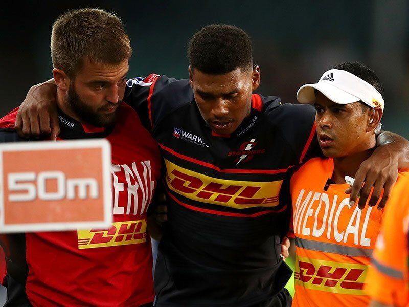 Stormers sweating over Willemse